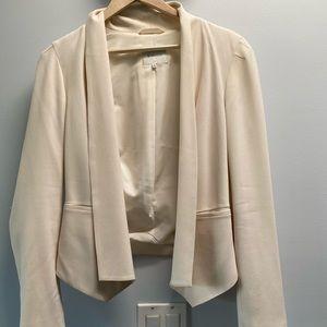 Cream babaton blazer